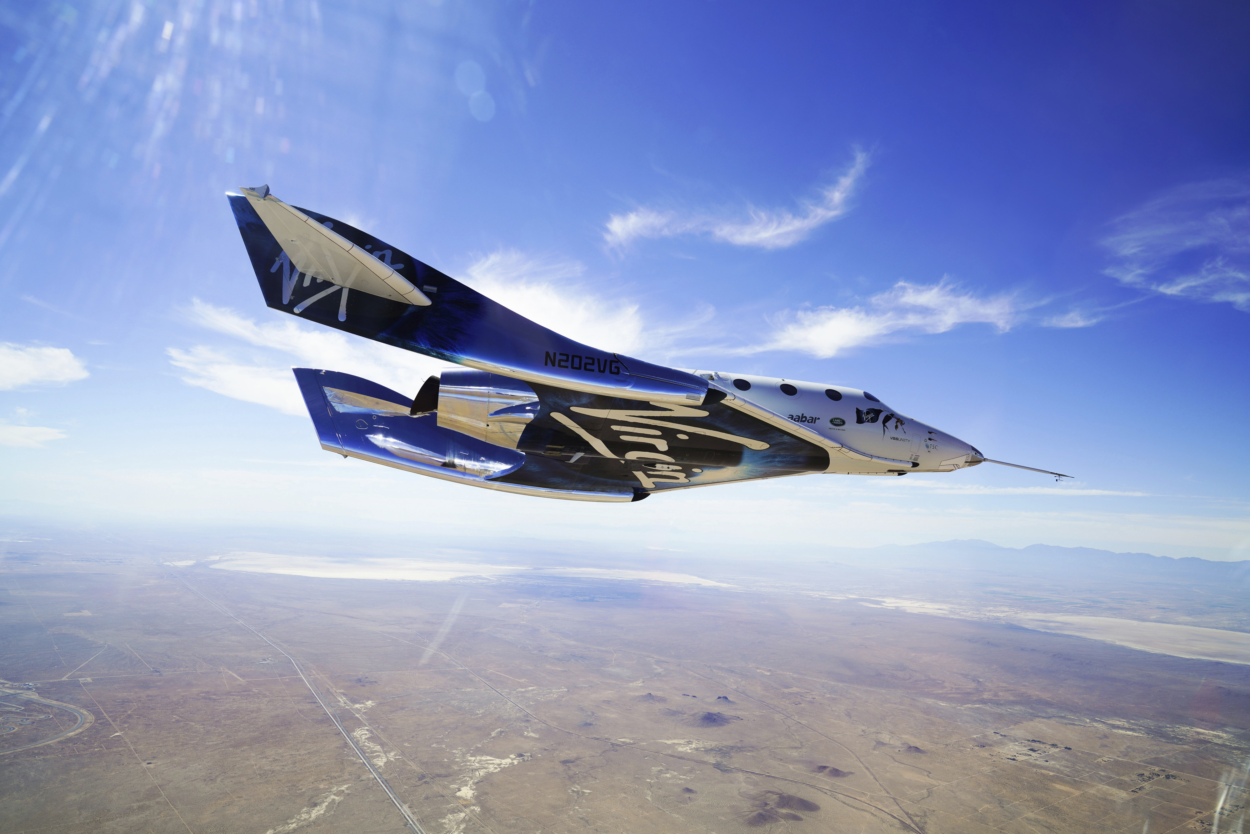 Virgin Galactic & Boeing
