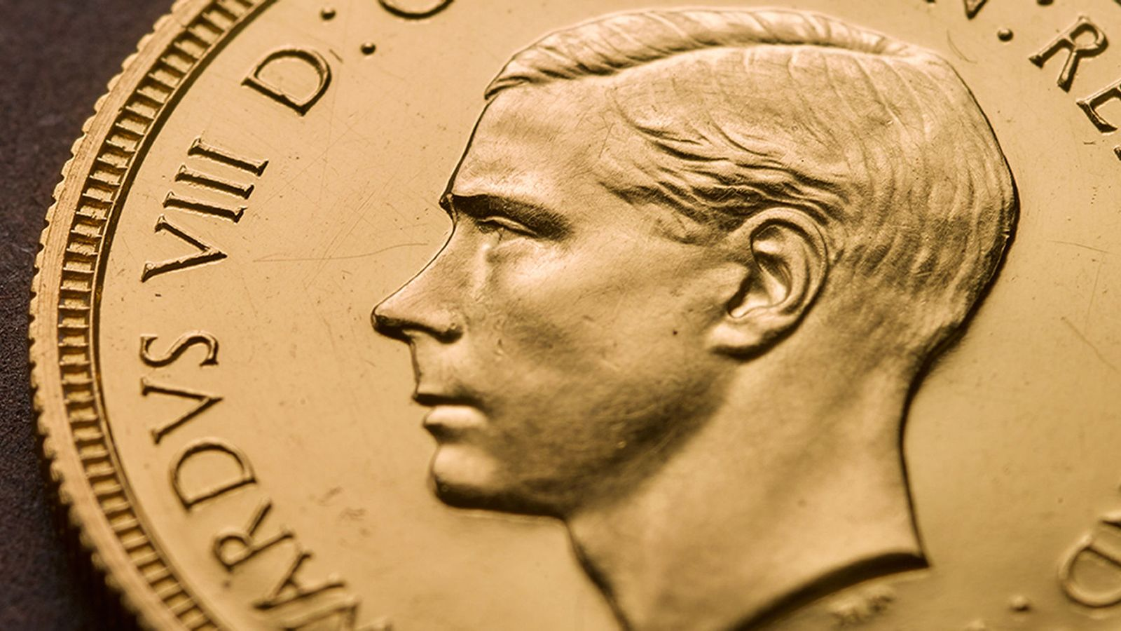Rare Coin Featuring UK King Edward VIII Bought