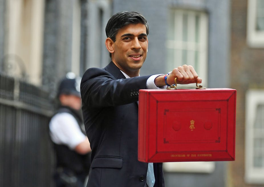 Великобритания инвестирует £600 миллиардов