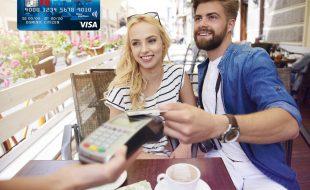 Adverts bank onlyway visa