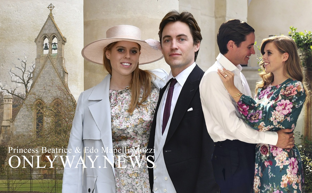 Princess Beatrice & Edo Mapelli Mozzi