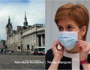 Коронавирусная инфекция в Абердине (Шотландия).
