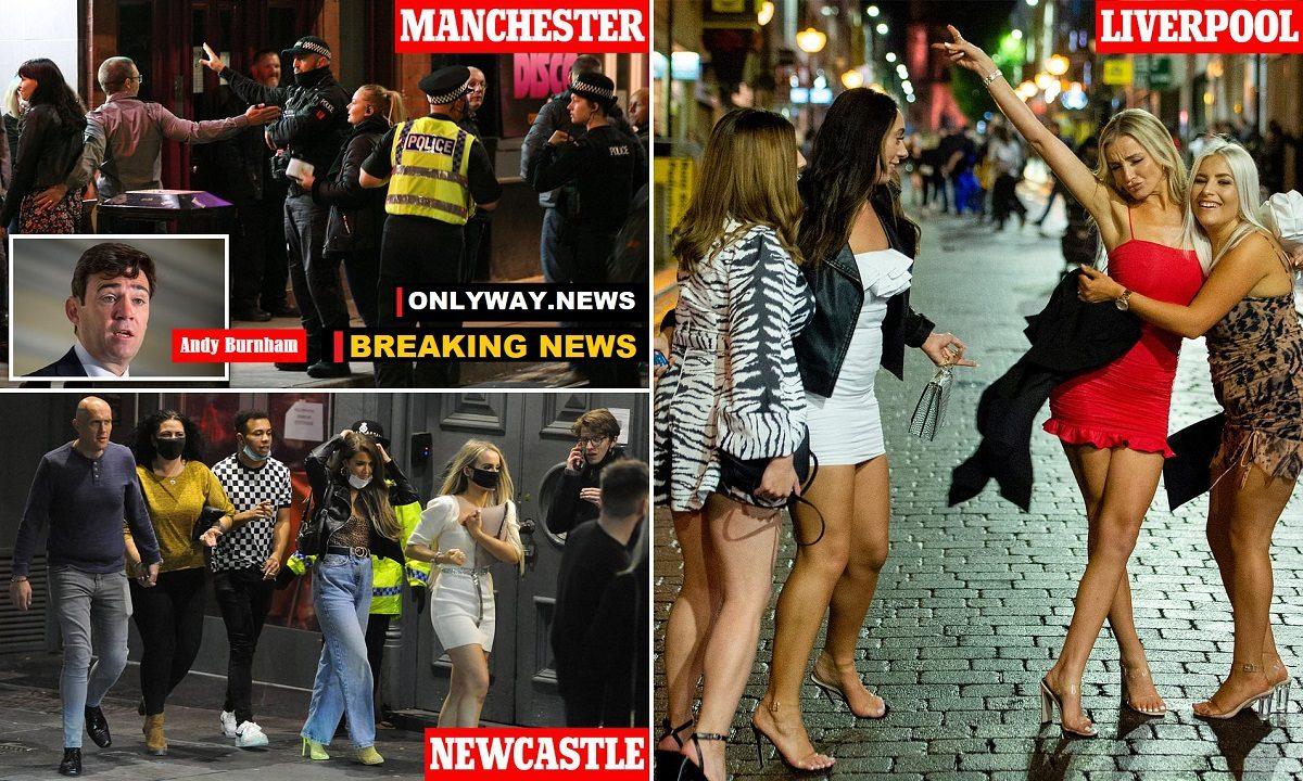 После 21:00 в магазинах Великобритании могут запретить продажу алкоголя