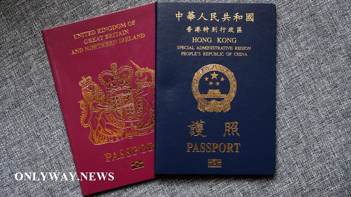 МИД Китая потребовал остановить миграцию  граждан Гонконга в Британию