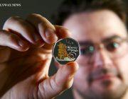 Монеты с Винни-Пухом от Королевского монетного двора