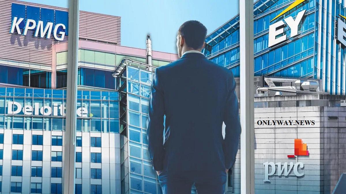 Большая четверка бухгалтерских фирм потеряет основные доходы, получаемые от правительства Великобритании.