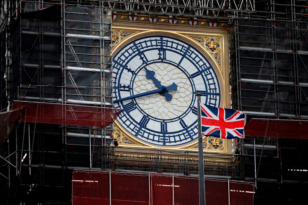 Big Ben to ring again on New Year's Eve