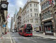 Все 9000 лондонских автобусов соответствуют экологическим стандартам