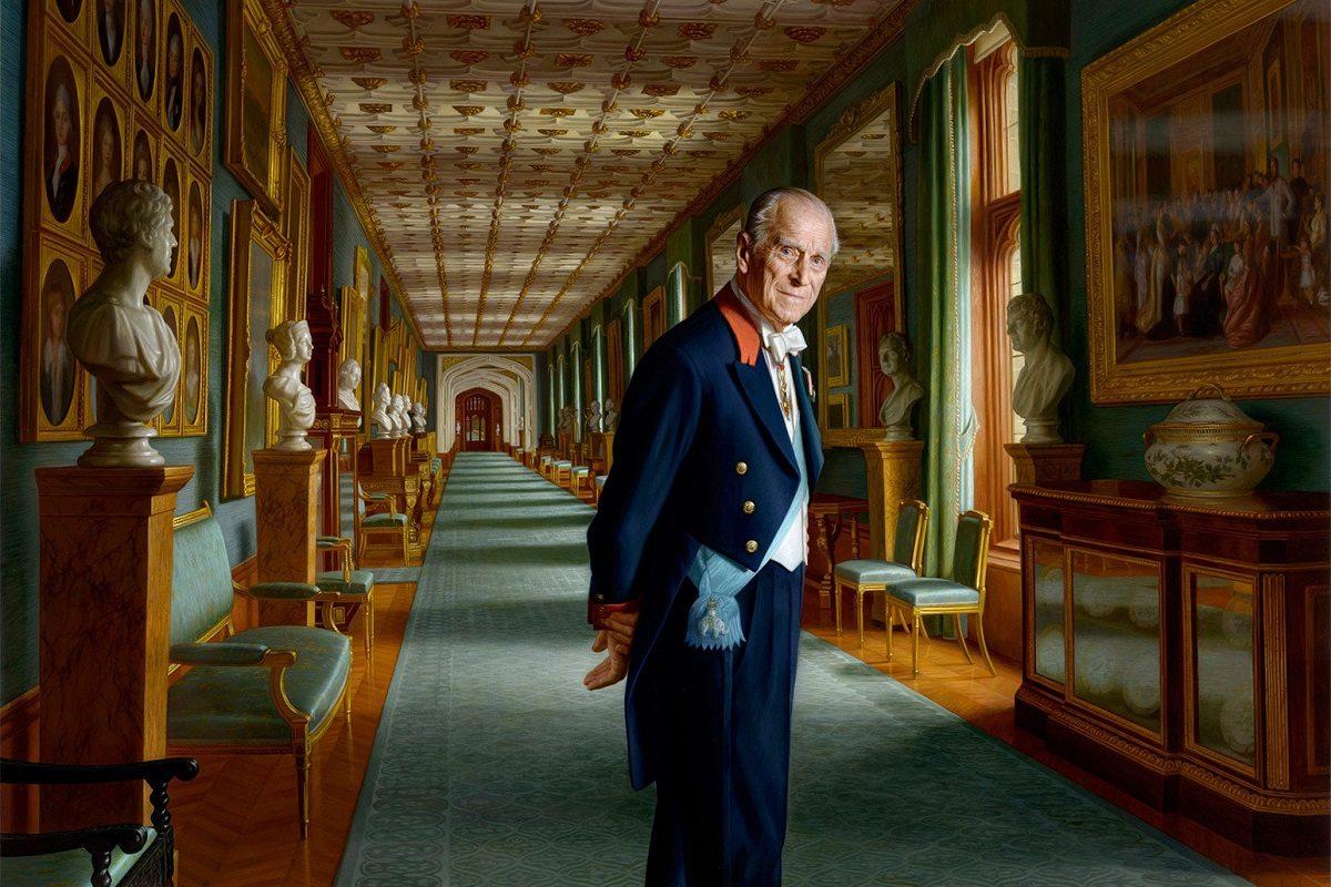 Ушел из жизни принц Филипп. Ему было 99 лет