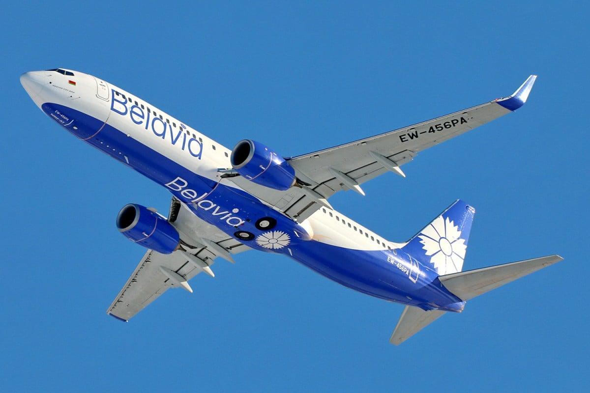 Великобритания первой в Европе отказалась принимать рейсы «Белавиа»