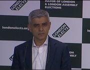 Садик Хан переизбран на пост мэра Лондона