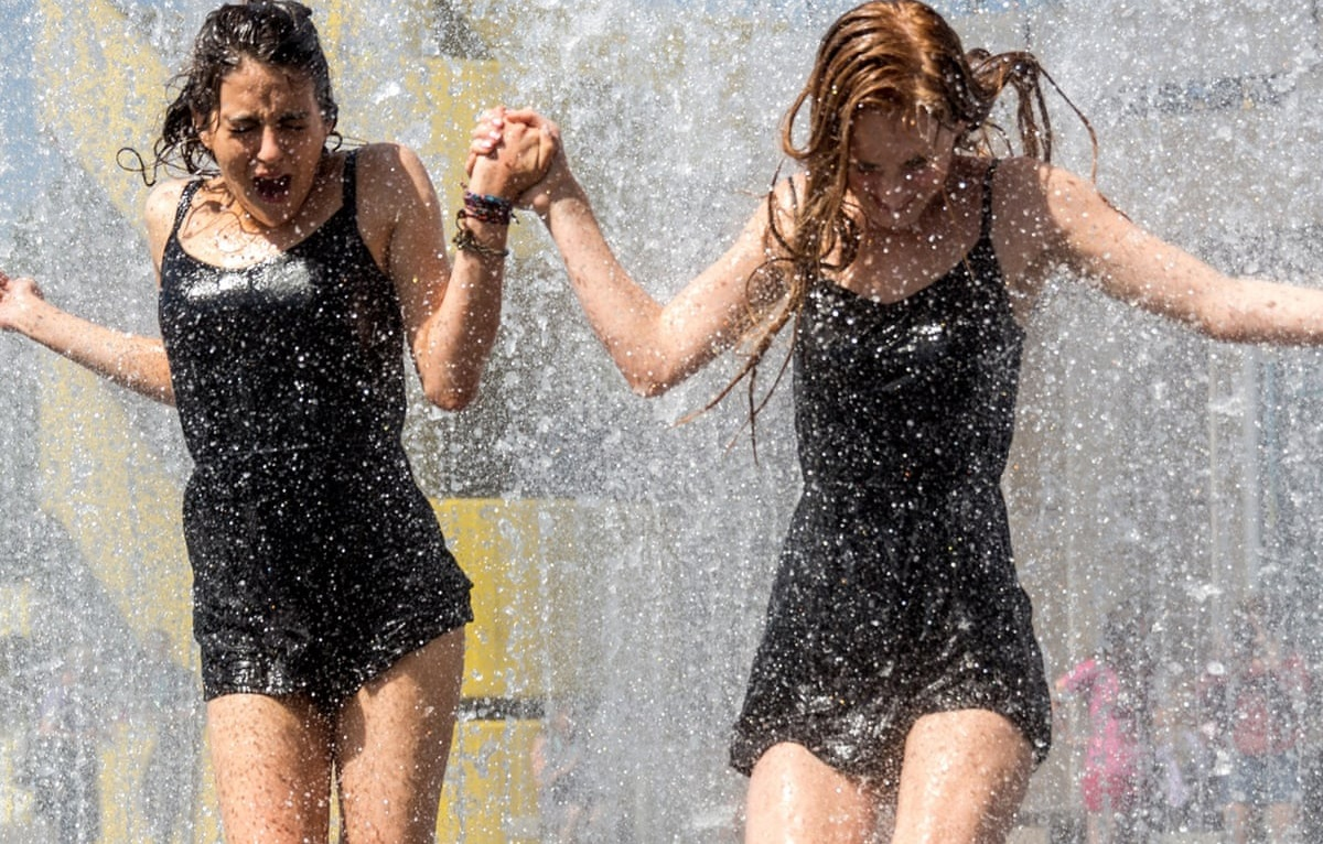 UK could see hottest day of the year as mercury hits 25°C this bank holiday