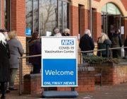 Более 700 тысяч жителей Англии за 1 день записались на вакцинацию