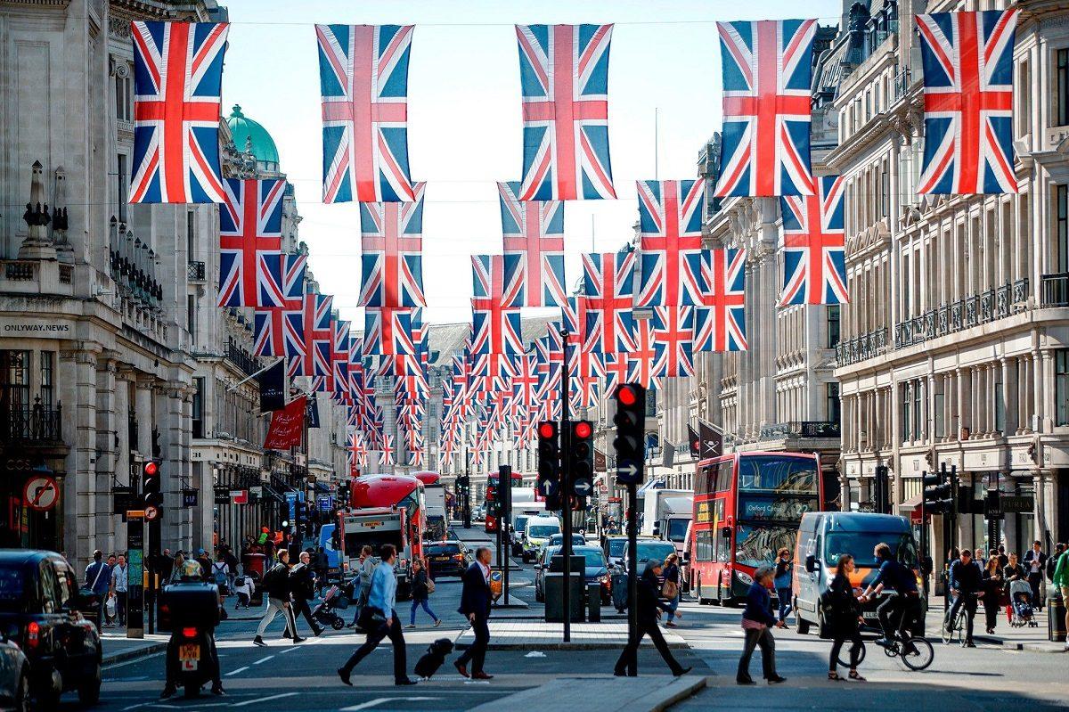 Оксфорд-стрит в Лондоне частично станет пешеходной зоной