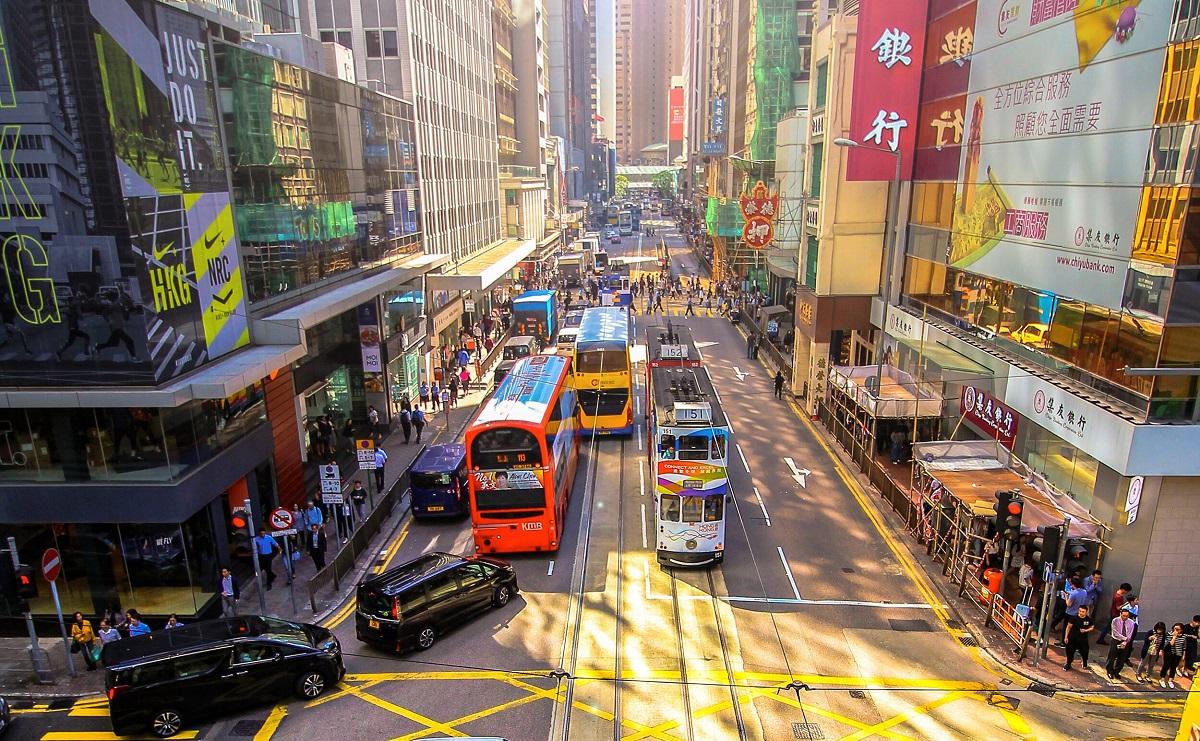 Гонконг запретит все полеты из Великобритании