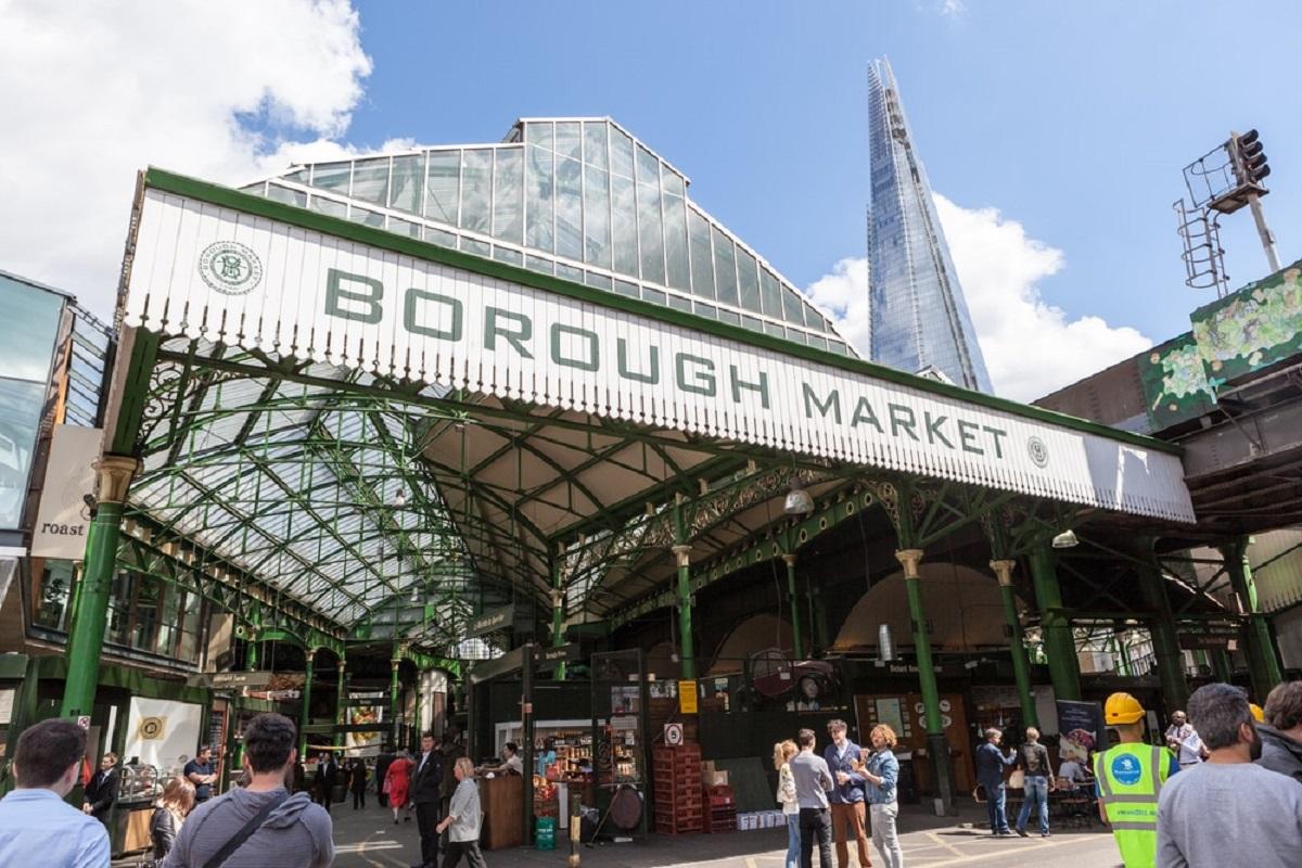 Боро-маркет в Лондоне будет работать по воскресеньям