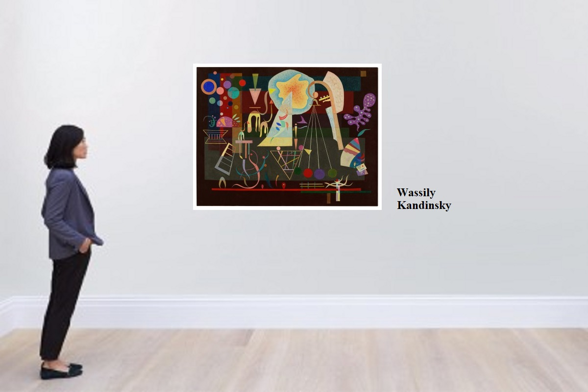 Картина Кандинского продана на аукционе Sotheby's за 21,2 миллиона фунтов