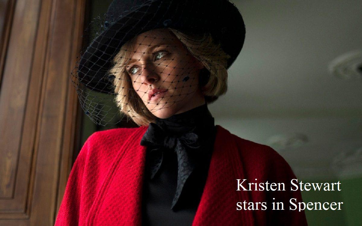 Фильм «Спенсер» о принцессе Диане покажут на кинофестивале в Венеции
