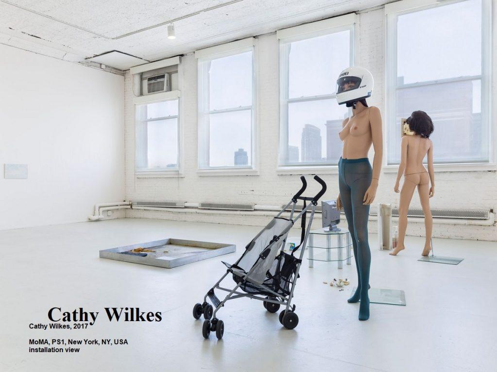 Даунинг-стрит потратила £100 000 на 2 картины, за счёт сокращённых льгот. Cathy Wilkes 2017 MoMA PS1 New York NY USA