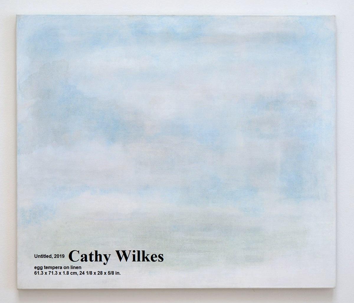 70 200 фунтов стерлингов было использовано на картину белфастской художницы Кэти Уилкс