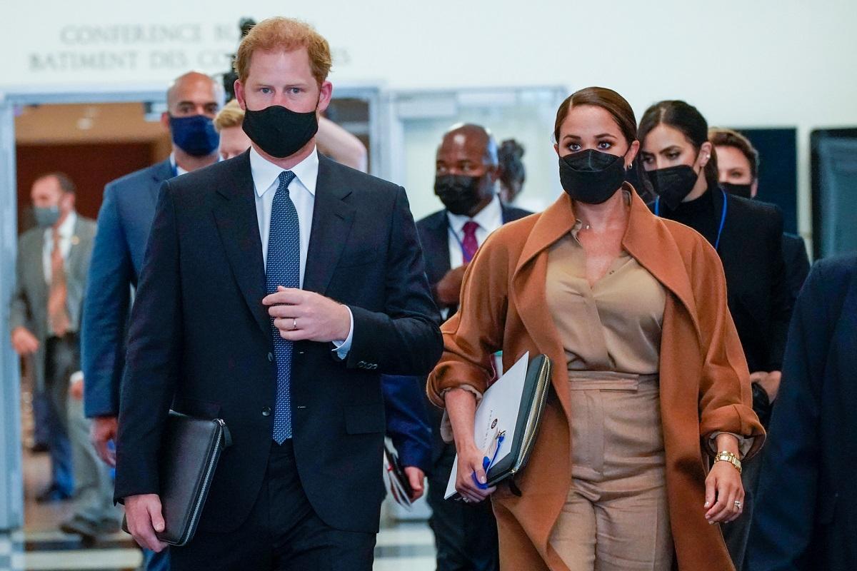 Герцог и герцогиня Сассекские стали партнерами американской финансовой компании Ethic